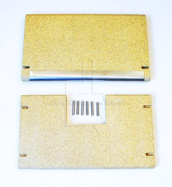Scan Basic 4-2 / Scan Basic 5 Rauchumlenkplatten