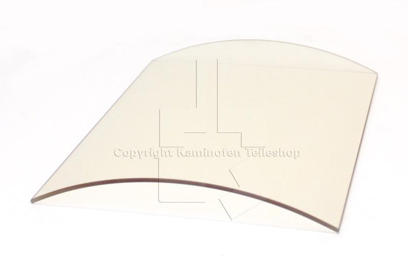 Original Scan Ersatzteil: Türglas für Kaminofen Scan 25, 37-2, 48 ...