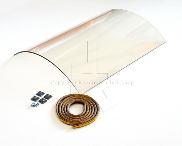 Contura 596 / 596G Style / 596T Style Ofenscheibe / Türglas
