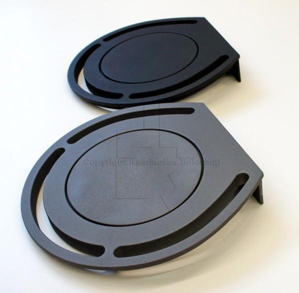 Warmluftgitter und Deckel für Contura 500Style Serie