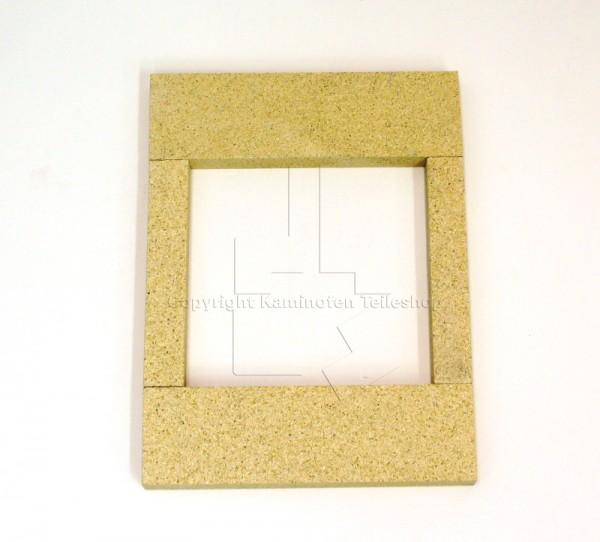 Satz Bodensteine für Skantherm Trigo aus Vermiculit