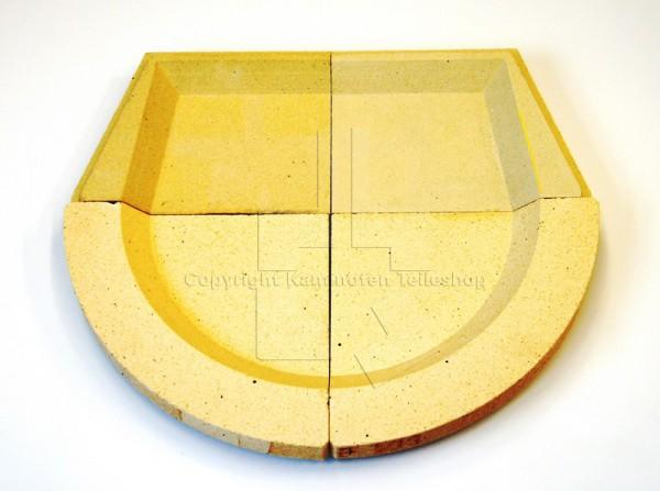Scan DSA 5 Bodensteine aus Schamotte