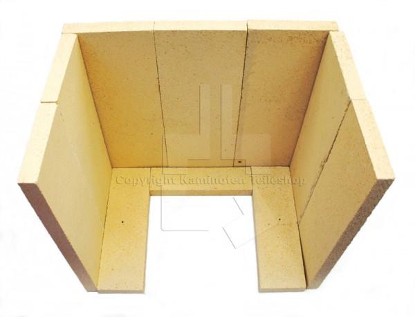 Scan 3 Brennraumauskleidung aus Vermiculit Baujahr 07.1993 - 10.1996