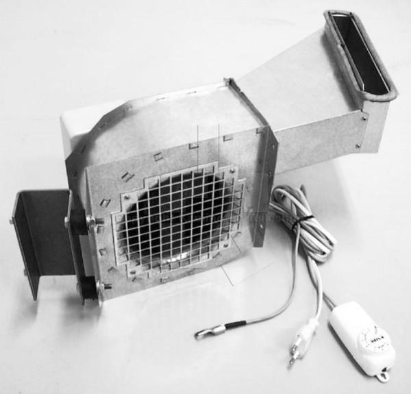 Ventilator für Kaminofen Contura 470