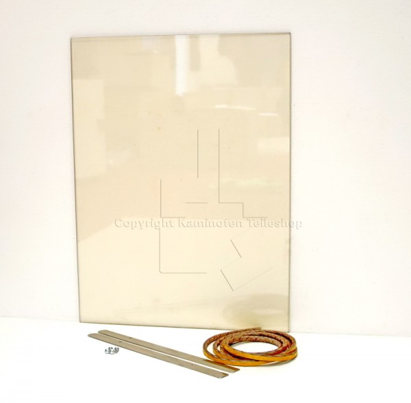 Contura / Handöl 30 Ofenscheibe / Türglas