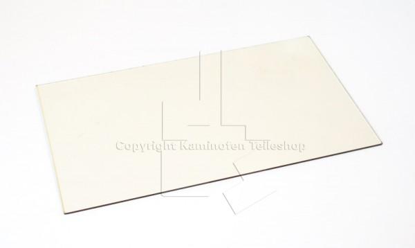 Scan 27 Warmhaltefachglas / Backfachglas