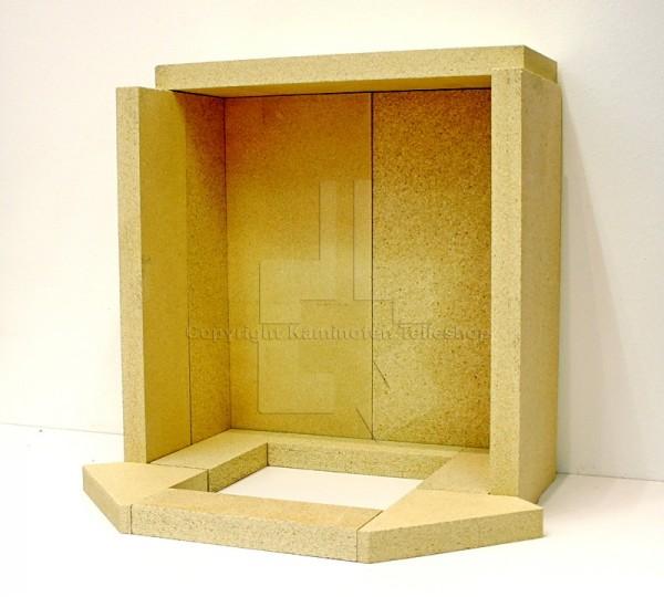 Skantherm Adano Brennraumauskleidung für Baujahre 2000 - 2008
