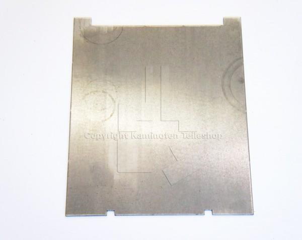 obere Rauchumlenkplatte für Handöl 10, Carl-Gustaf, Sofiero und Silvia