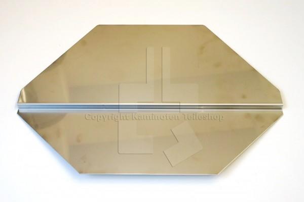 Handöl 10, 10T, Carl-Gustaf, Silvia und Sofiero untere Rauchumlenkplatte