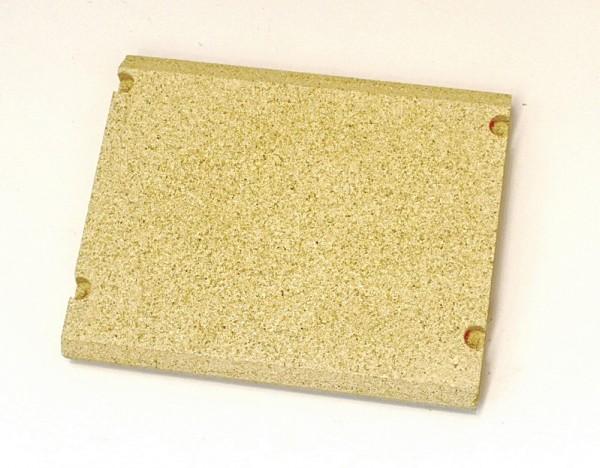 Skantherm elements 400 Front Rauchumlenkplatte