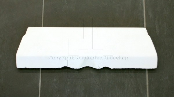 Nordpeis Salzburg M Aschefangstein der Brennraumauskleidung aus Thermotte
