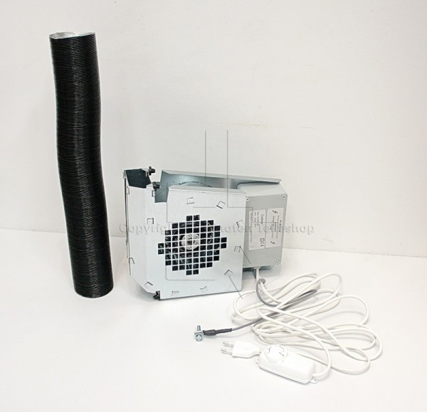 Contura 34T Ventilator / Warmluftverteiler