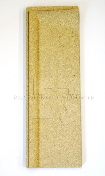 Ofenauskleidung aus Vermiculit links vorn für Contura 790