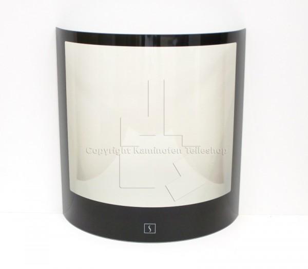 Scan 83 Türglas für Kaminofen