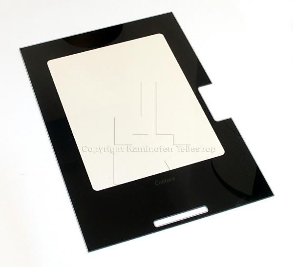 Contura 35 Glasfront / bedrucktes Türglas