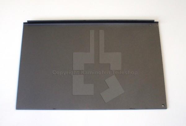 Rauchumlenkplatte/ Flammprallplatte aus Stahl für Skantherm Klintø