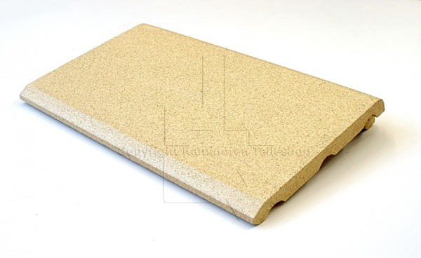 Jotul F 500 Rauchumlenkplatte aus Vermiculit