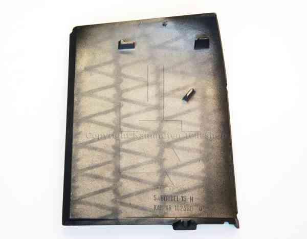 äußere seitliche Hitzeschutzplatte rechts für Jotul I 80 SH/SL
