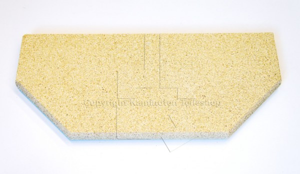 Scan 26 Rauchumlenkplatte aus Vermiculit bis Baujahr 05.2000