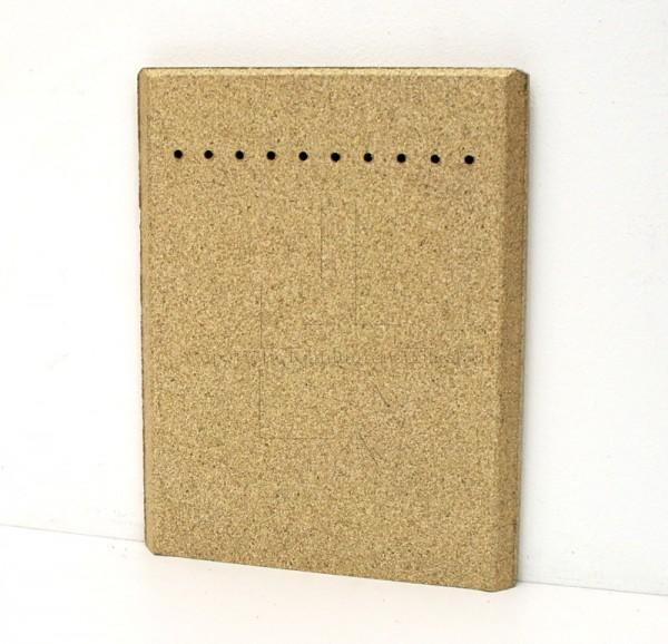 Contura 860T Rückwandplatte der Ofenauskleidung