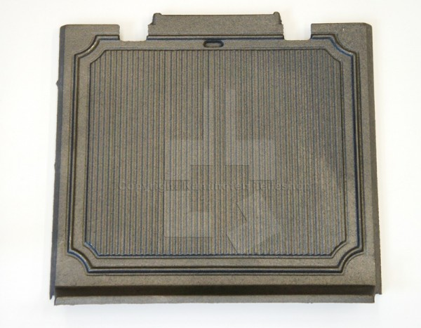 Jotul I 80 RH / TD / SH / SL seitliche Hitzeschutzplatte aus Guss