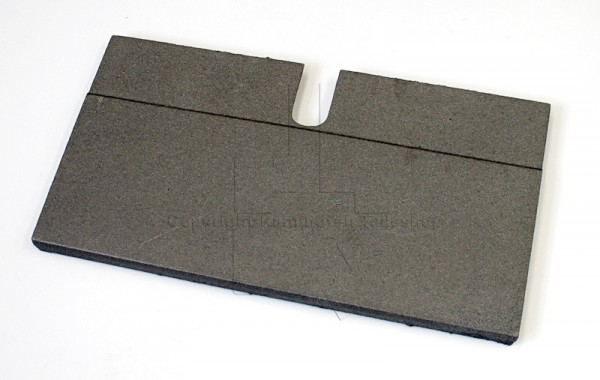 Jotul 602 CB seitliche Hitzeschutzplatte