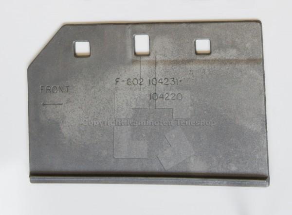 seitliche Hitzeschutzplatte für Jotul F 602 N