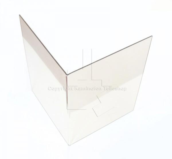 original Ofenscheibe / Türglas für Scan DSA 10 und DSA E 1000