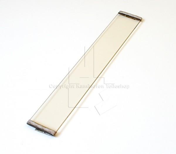 Contura 500 Serie äußere Seitenscheibe für Kaminofen mit schmalen Seitenscheiben