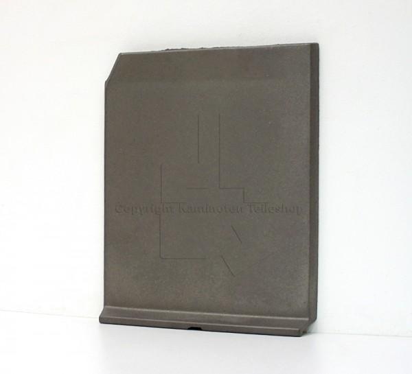 Jotul FS 165 seitliche rechte Brennraumplatte aus Guss für die Jotul I 500 FL Brennkammer