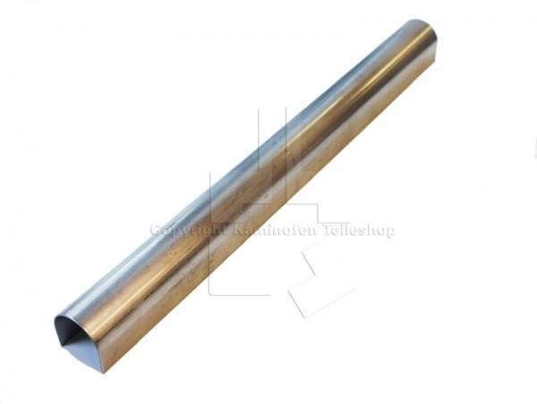 Schutzschiene für Rauchumlenkplatte an Scan Kaminöfen 25 x 452 mm