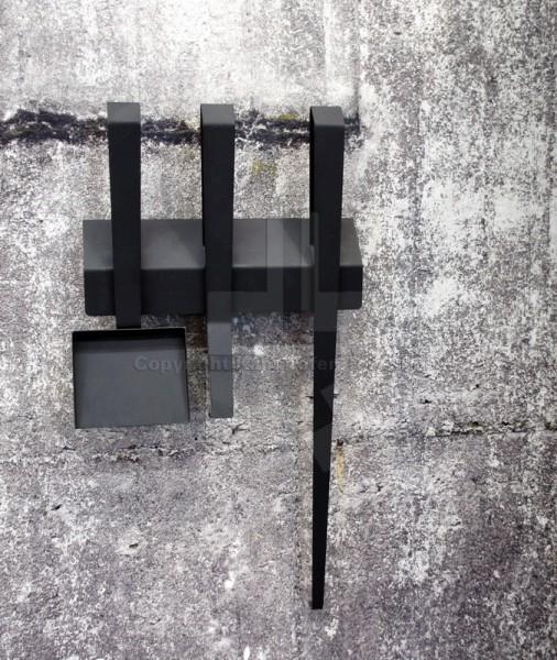 """Kaminbesteck """"Wall"""", 3-teilig"""