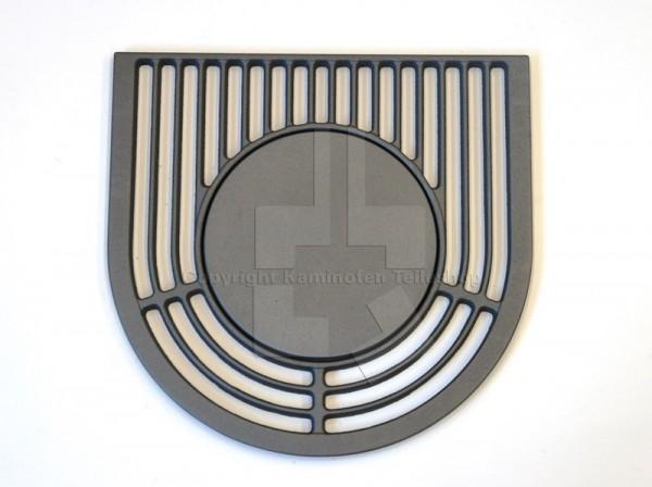 Warmluftgitter und Deckel für Contura 500 Serie