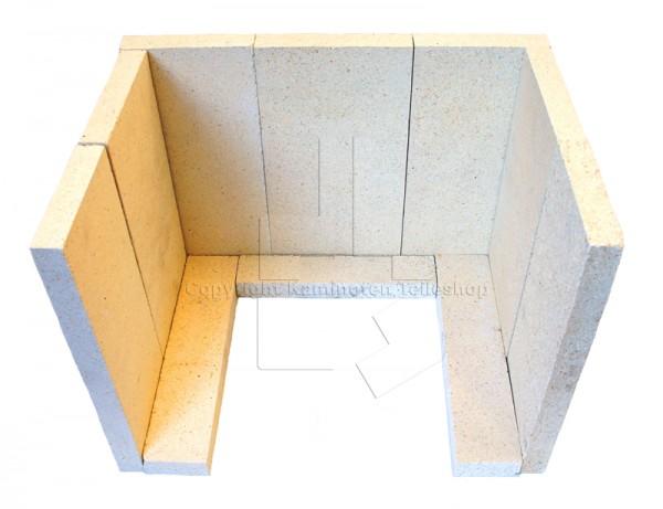Scan Basic 1, 3 ab Baujahr 02.1997 Brennraumauskleidung