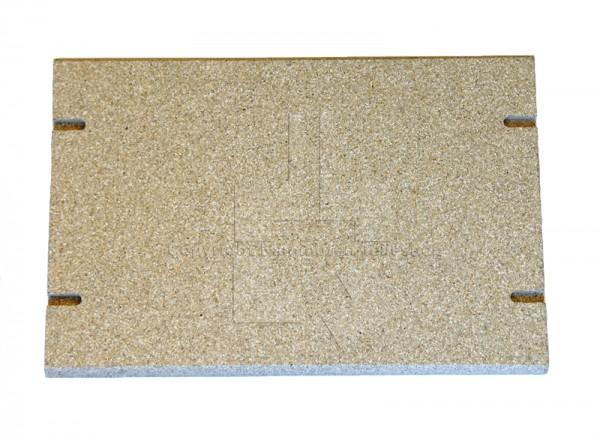 Scan 37 / Scan 37-2 Rauchumlenkplatte ab Baujahr 2003 von unten