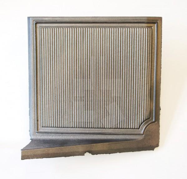 Jotul I 18 TD / RTD Rustic / Classic rechte seitliche Hitzeschutzplatte für Kamineinsatz